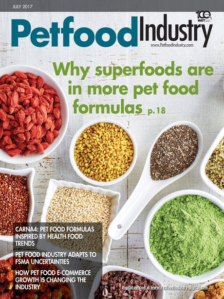 petfood industry july 2017
