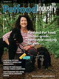 petfood industry october 2017
