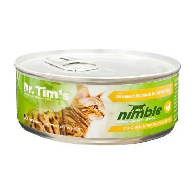 Dr. Tim's Nimble Canned Cat Food.jpg