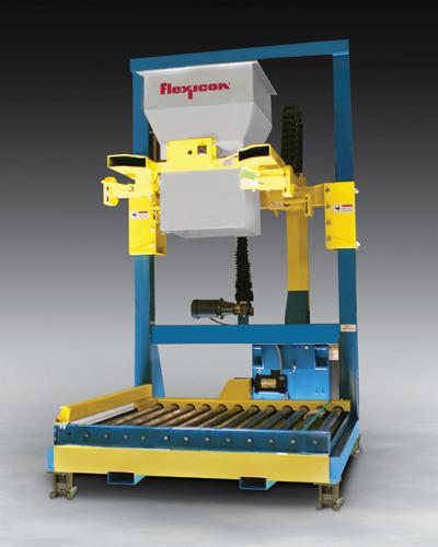 Flexicon-wide-inlet-bulk-bag-filler