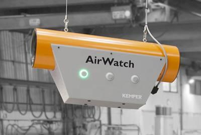 Kemper-AirWatch-air-monitoring-system