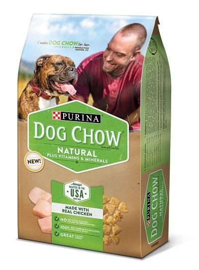 Natural Dog Food Industry