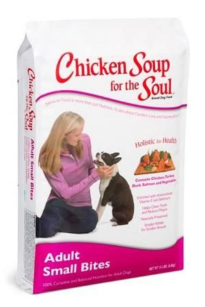 Chicken Soup For The Soul Dog Food Small Bites