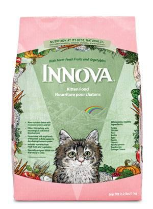 Innova Dry Cat And Kitten Food