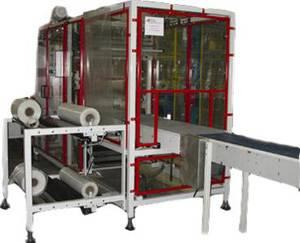 Edl packaging engineers flight bar wrapping system for Food bar manufacturers