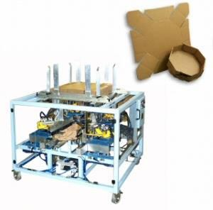 Eagle Packaging Machinery Carton Tray Forming Machine