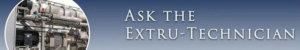 Ask the Extrutechnician Video header
